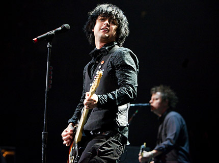 Green Day tour