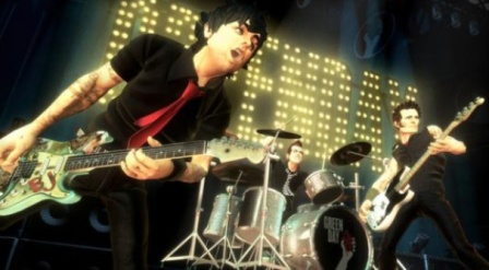 Green Day Rock Band at Broadway