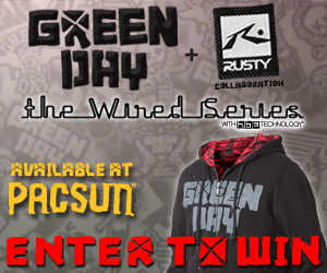 Green Day Rusty Contest