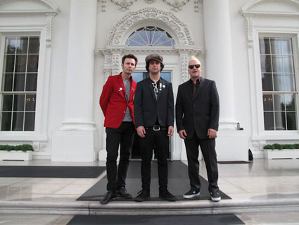green day white house