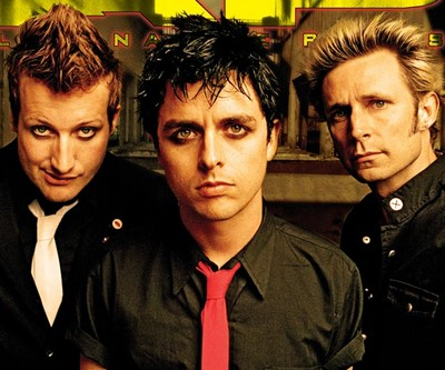 Green day carson daly