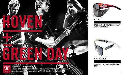 hoven vision green day