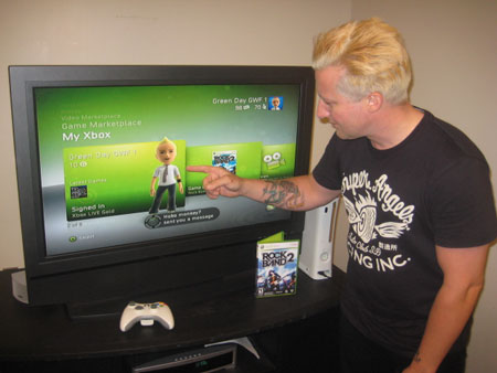 green day xbox