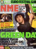 Green Day NME Magazine