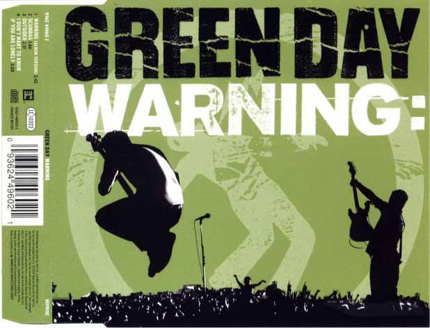 Green Day - Warning Lyrics